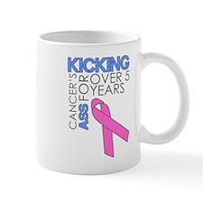 KickingCancer1Year Mug