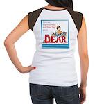 D.E.A.R. Day Women's Cap Sleeve T-Shirt
