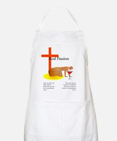 The Real Passion of Christ BBQ Apron