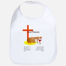 The Real Passion of Christ Bib