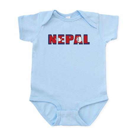 Nepal Infant Bodysuit