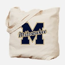 Milwaukee Letter Tote Bag