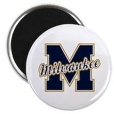 Milwaukee Letter Magnet