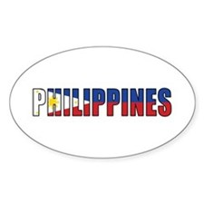 Philippines Decal