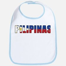 Philippines (Filipino) Bib