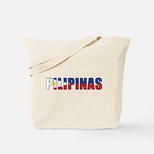 Philippines (Filipino) Tote Bag