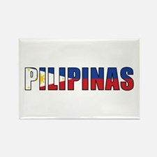 Philippines (Filipino) Rectangle Magnet