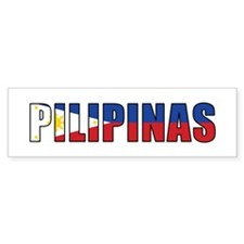 Philippines (Filipino) Bumper Sticker