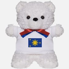 Philippines Naval Jack Teddy Bear