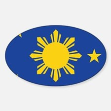 Philippines Naval Jack Decal