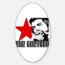 Che Guevara Sticker (Oval)