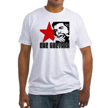 Che Guevara Fitted T-Shirt