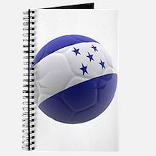 Honduras World Cup Ball Journal