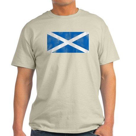 Saint Andrew's Cross Light T-Shirt