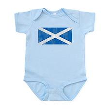 Saint Andrew's Cross Infant Bodysuit