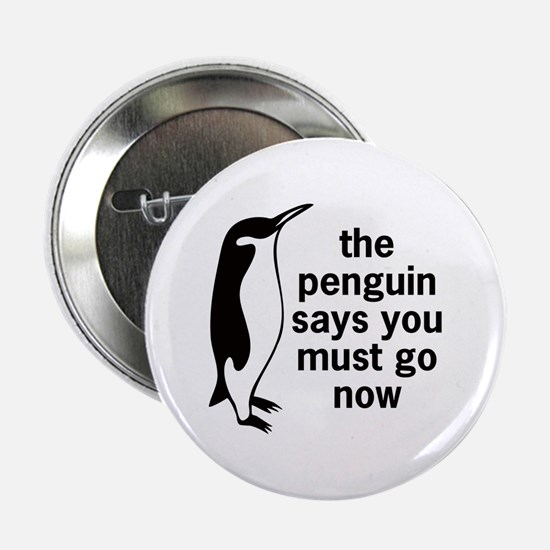 The Penguin Says Button