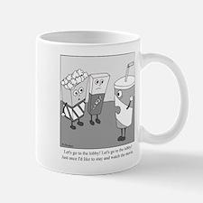 Let's All Go To the Lobby Mug