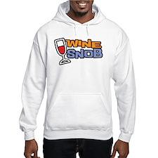 Wine Snob Jumper Hoody