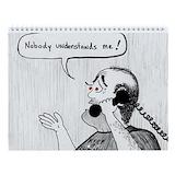 Alcoholics anonymous Calendars