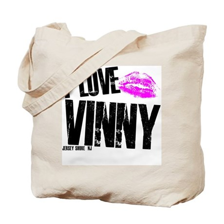 i vinny tote bag by thejerseyshorestore