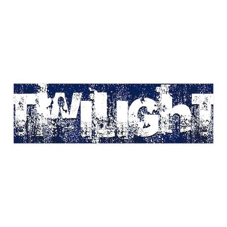 Twilight Indigo 42x14 Wall Peel