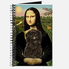 Mona Lisa & Affenpinscher Journal