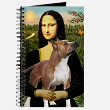Mona Lisa (new) & Amstaff Journal