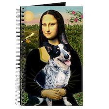 Mona Lisa/Cattle Dog Journal