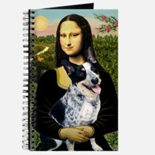 Mona Lisa/Cattle Dog Journal