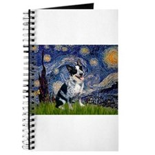 Starry Night/ Australian Catt Journal