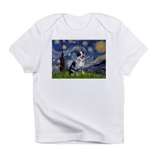 Starry Night/ Australian Catt Infant T-Shirt