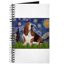 Starry Night Basset Journal