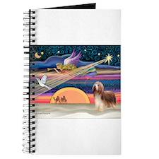 Xmas Star & Beardie(brn) Journal