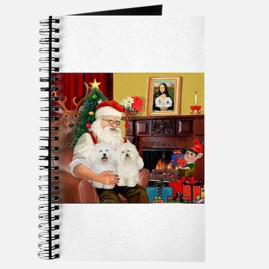Santa's Bolognese pair Journal