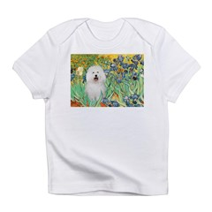 Irises & Bolognese Infant T-Shirt