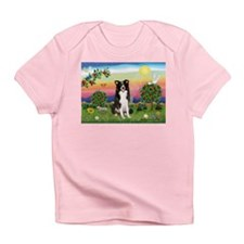 Bright Country/Border Collie Infant T-Shirt