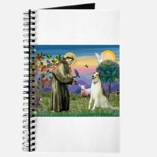 St Francis & Borzoi Journal