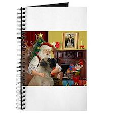 Santa's Bullmastiff #7 Journal
