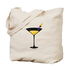 Steelertini Tote Bag