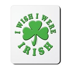 Irish Wish Mousepad