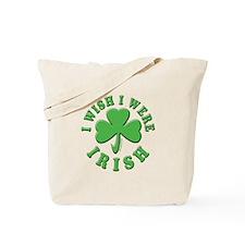 Irish Wish Tote Bag