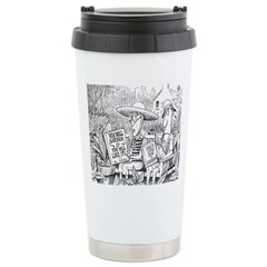 Humorous Political Science Stainless Steel Travel