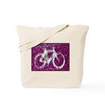 Bicycling Tote Bag