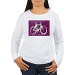 Bicycling Women's Long Sleeve T-Shirt
