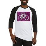 Bicycling Baseball Jersey