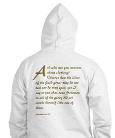 Calla Lily Hoodie