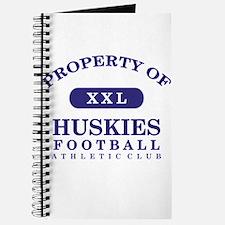 Property of Huskies Journal