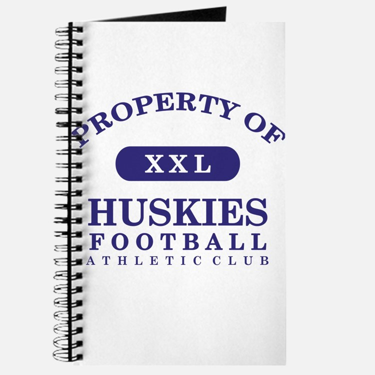 Property of Huskies Journal