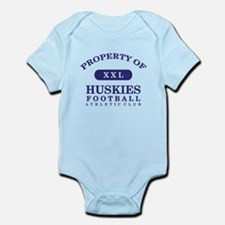 Property of Huskies Infant Bodysuit