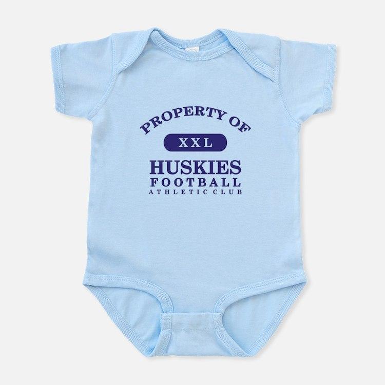 Property of Huskies Infant Bodysuit